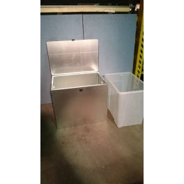Weather and Vermin Proof Feed Bin