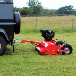 1.2m (Rear Wheel Adjustable) Heavy Duty ATV Flail Mower (WN)