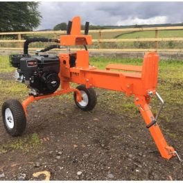 12 Ton Venom Compact Log Splitter