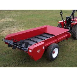 2.5 ton PTO Driven Manure Spreader