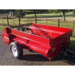 3.5 ton PTO Driven XL Size Manure Spreader