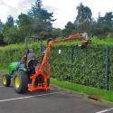 CHT-120 Hedge Cutter 1.2m with Sickle Bar Head