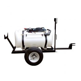 150L Trailer Sprayer 11.4 L/ min Pump