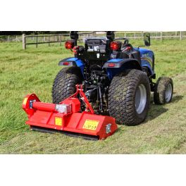 1.06m wide Italian Flail Mower - Mistral