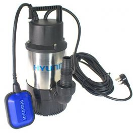 800W Electric Submersible Clean Water Plastic Pump - 32mm Hose fitting