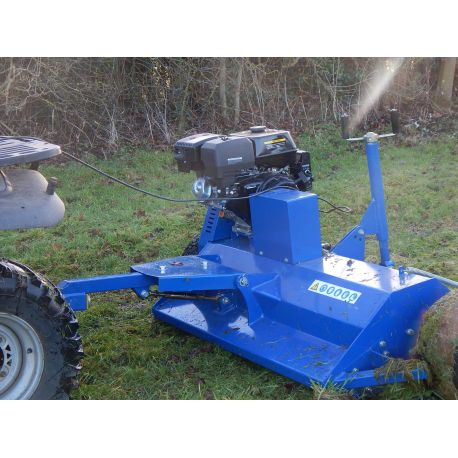 4ft ATV Flail Mower - 15hp - Electric Start
