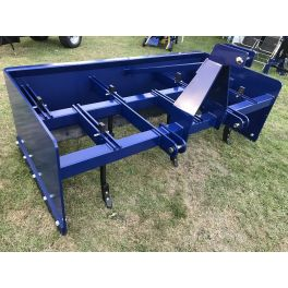 """Extreme Duty Grader Box 6ft Wide (72"""")"""