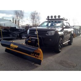 DrivePro 4x4 Power Angling Plough 2.0 Metre -  LIGHT DUTY with Standard Operating System