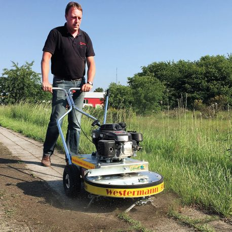 Westermann Honda Weed Ripper with GXV 160 OHV Engine