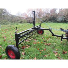 """Hay Rake with 19 Tines, working width 2000mm (79"""")"""