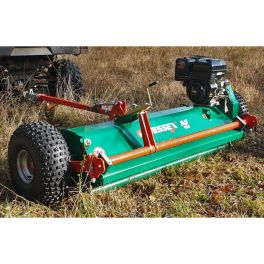 1.6m AFX-120 Professional Flail Mower with Standard Wheels and 18hp V-Twin B&S Engine