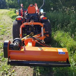 1.25m Verge Flail Mower (with Blades)
