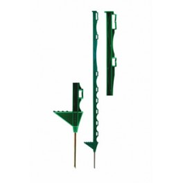 Green Multiwire Posts x 10