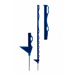 Blue Multiwire Posts x 10