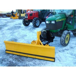 Heavy Duty Snow Blade For Compact Tractor