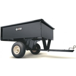 Steel Tipping Trailer