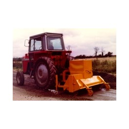 Maxi Tractor Mounted Three Point Linkage PTO Driven Sweeper