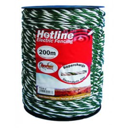 Green 5mm Rope 200m