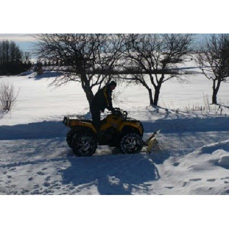 Bikes Atv Snow Plough