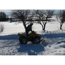 Quad Bikes/ATV Snow Plough