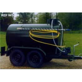 Fast Tow 2273L Bowser/Waterer-SCH W5500