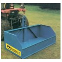"""HEAVY DUTY Transport """"TIPPING"""" box - 4ft"""