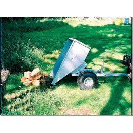 Off Road Tipper Trailer (4ft 6in x 2ft 10in)
