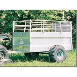 Off Road Stock Trailer (7ft x 4ft 6in)