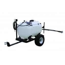 225L Trailer Sprayer 8.3L/ min Pump