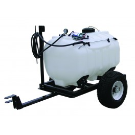 225L Trailer Sprayer 11.4L/ min Pump