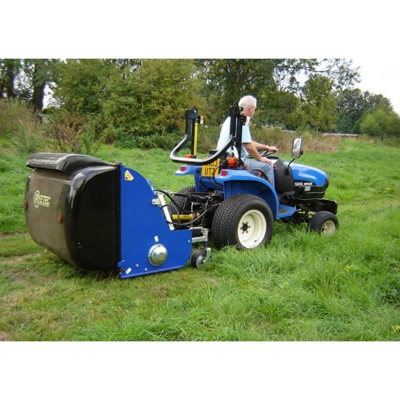 Mini Flail Mower Collector Small Holder Equipment