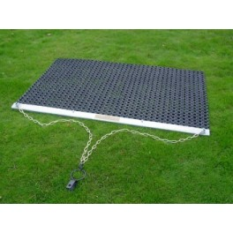 Rubber Drag Mat