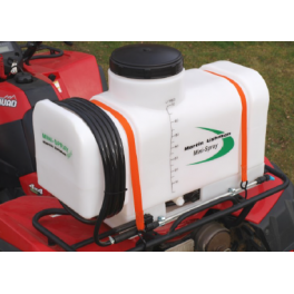 ATV Mounted Mini Spray 70 litres, hand lance