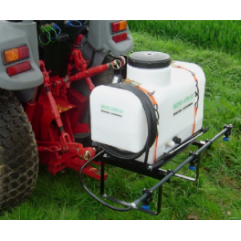 Tractor Mounted Mini -Spray 70/ 125 litre, 1m boom