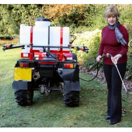 Quad mounted sprayer- 70 litre tank