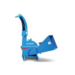 Tractor Mounted Wood Chipper 6""