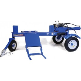 "Trailer Log Vertical and Horizontal Splitter 9HP Engine (26"" Bed Height) - 2' Log Width"