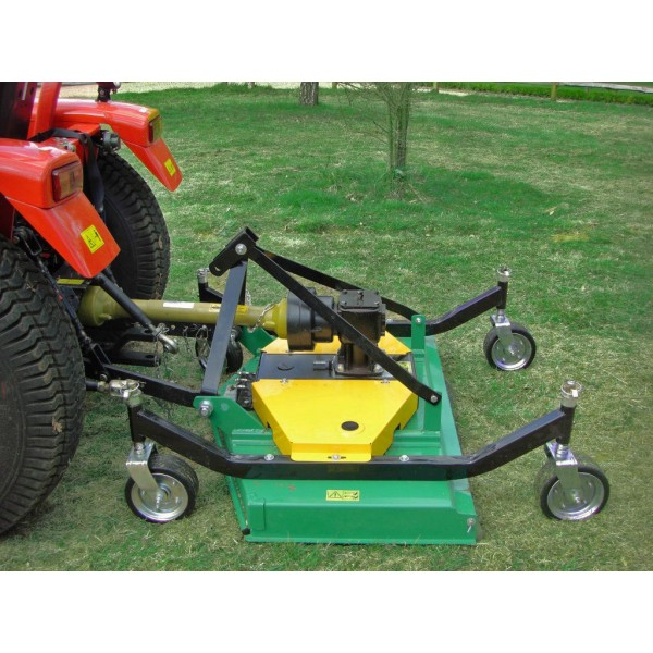 flail mowers and toppers